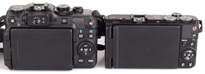 Canon Powershot G12 Samsung EX2F (5)
