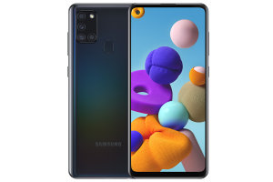 Samsung Galaxy A21s Mid-Range Smartphone Launched With 48MP Camera