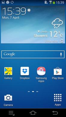 Samsung Galaxy Camera 2 Screenshot 1 |
