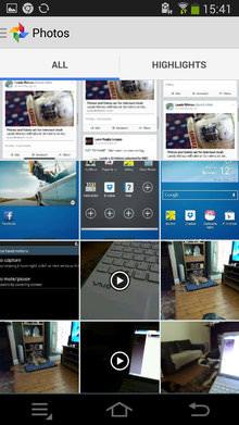 Samsung Galaxy Camera 2 Screenshot 5 |