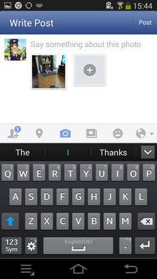 Samsung Galaxy Camera 2 Screenshot 9 |