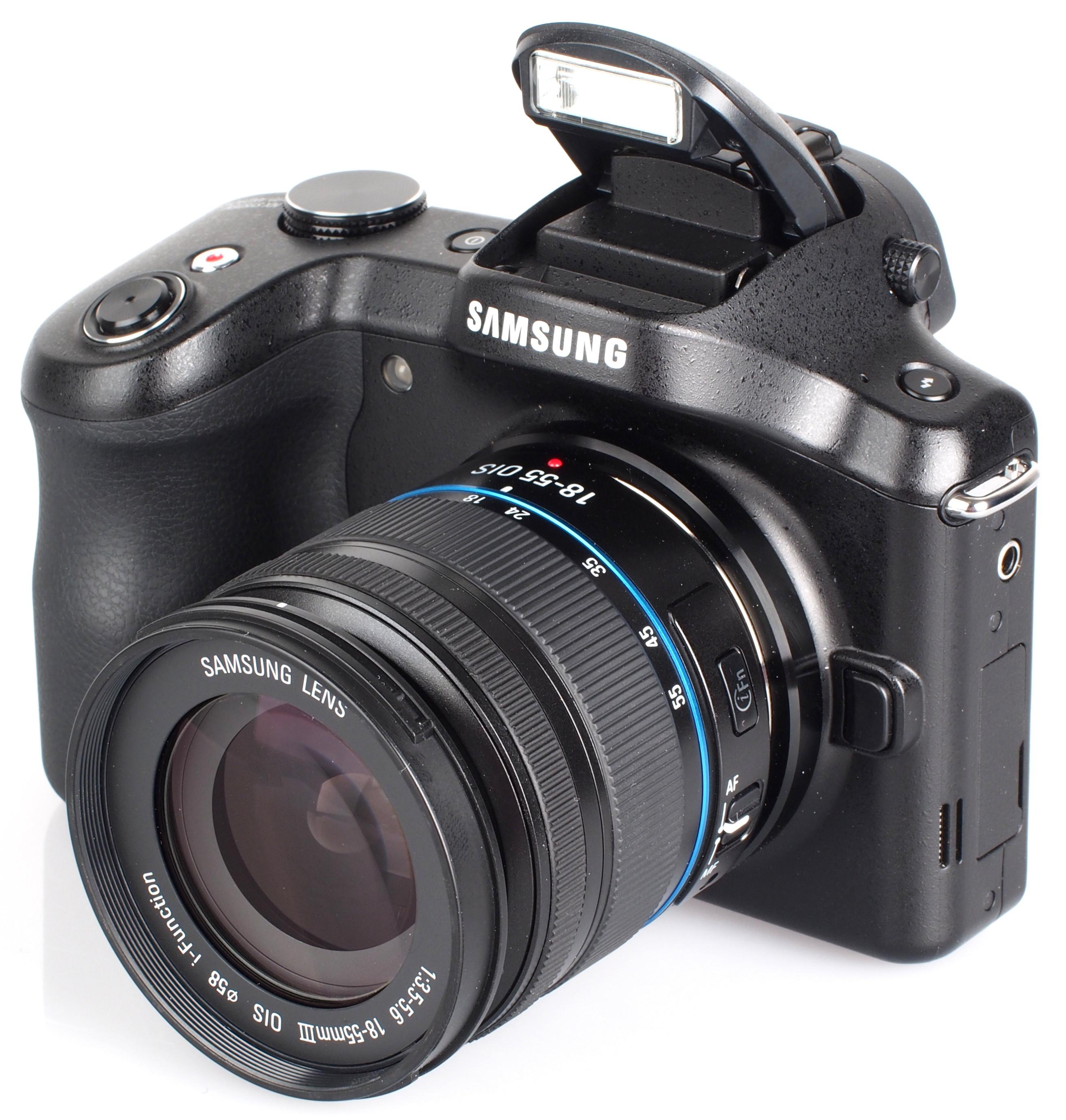 Samsung Galaxy NX Mirrorless Camera Review