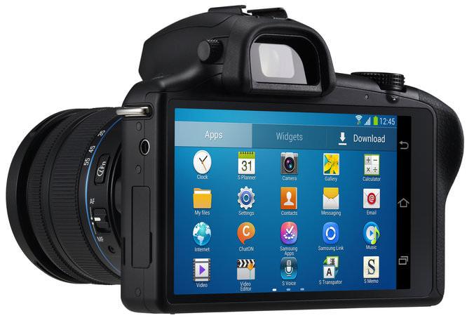 Samsung Galaxy Nx 5