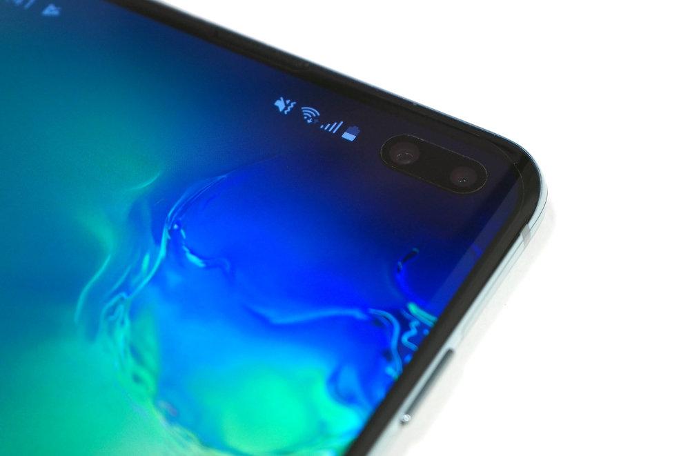 Samsung Galaxy S10 Plus Front Cameras (1)