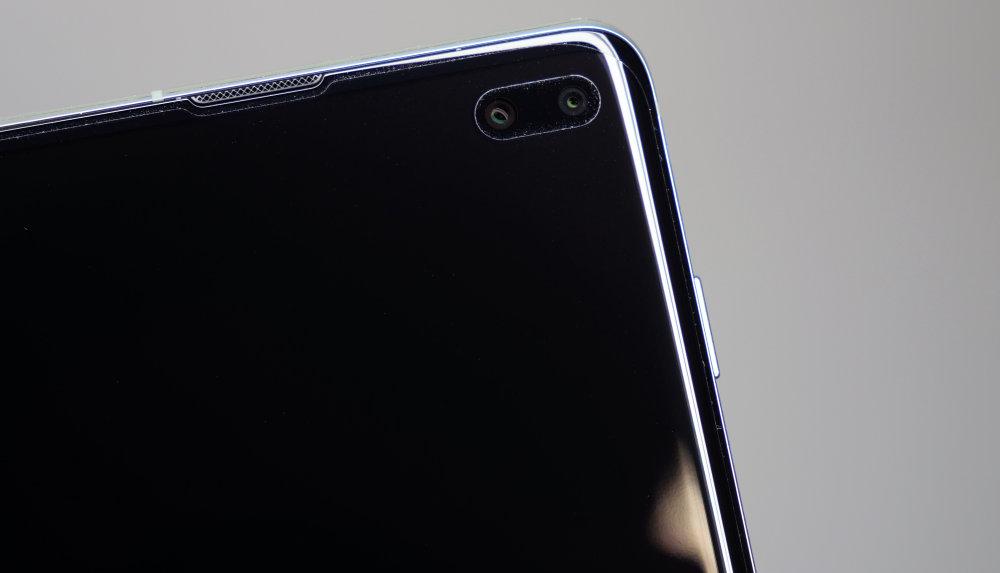 Samsung Galaxy S10 Plus Green (11)