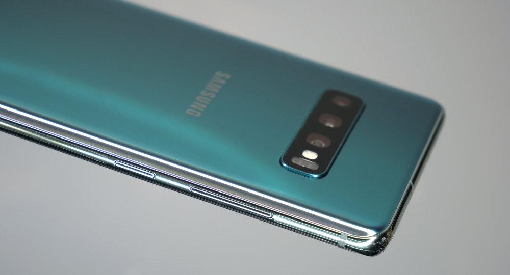 Samsung Galaxy S10 Plus Green (14)