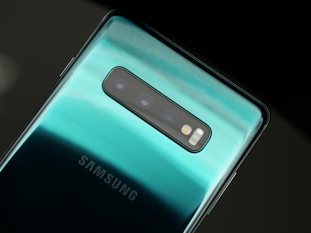 Samsung Galaxy S10 Plus Green (7)