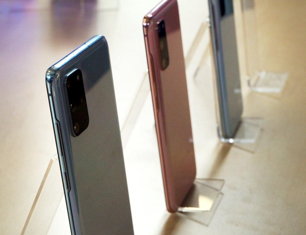 Samsung Galaxy S20 Range