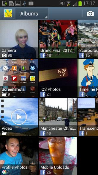 Samsung Galaxy S3 Screenshot 7