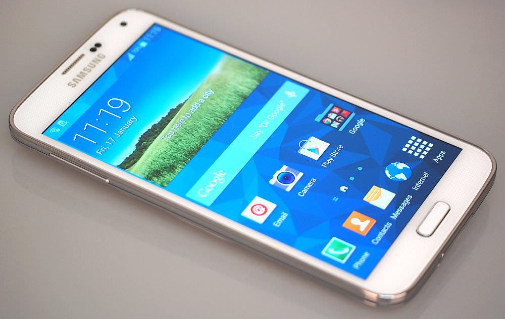 Samsung Galaxy S5 White (10)