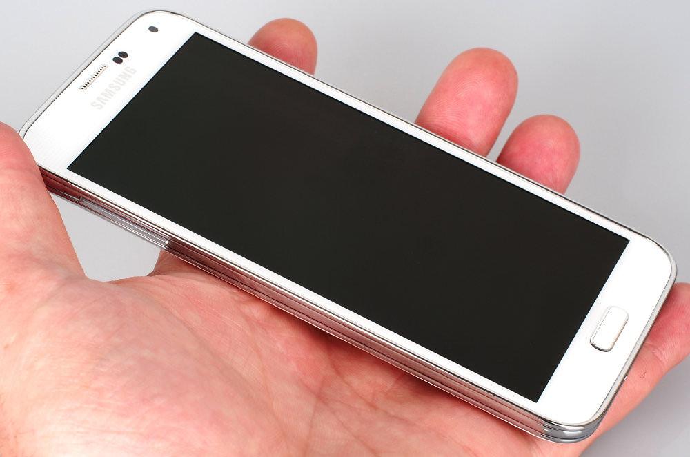 Samsung Galaxy S5 White (1)