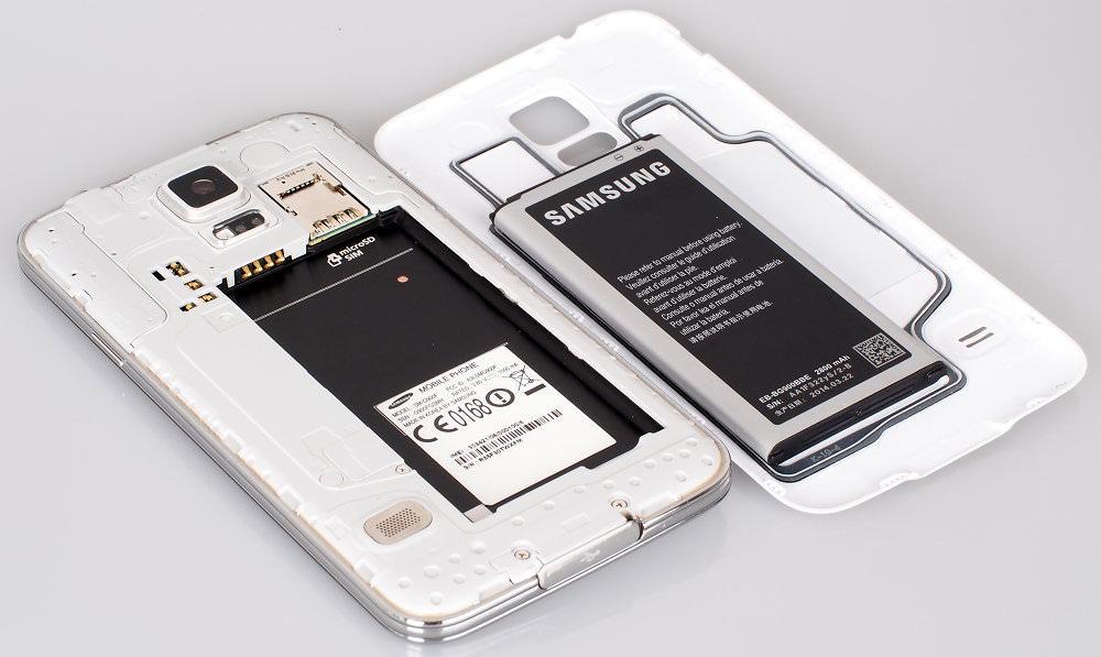 Samsung Galaxy S5 White (8)