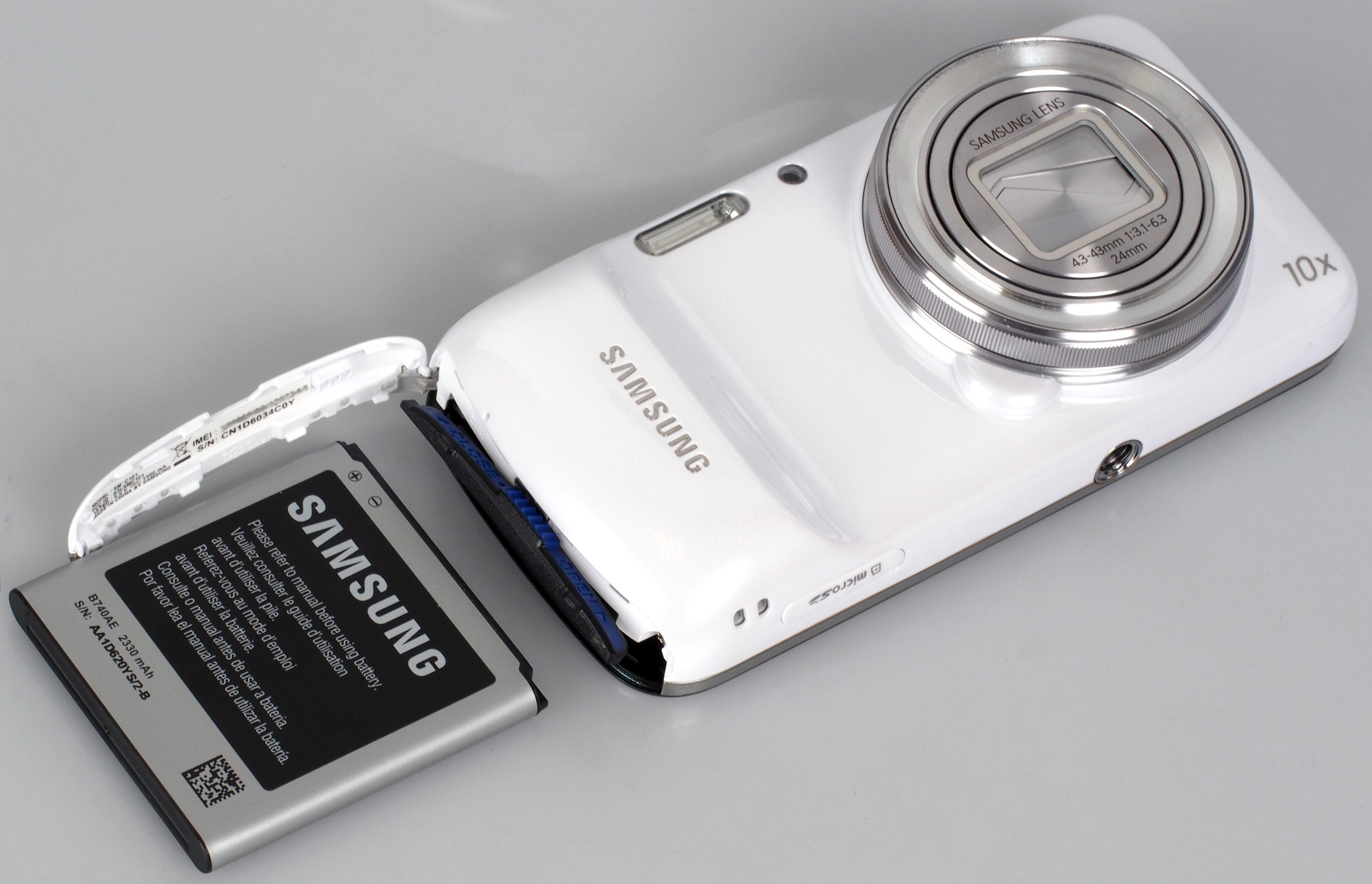 Samsung Galaxy S4 Zoom Camera Phone Review