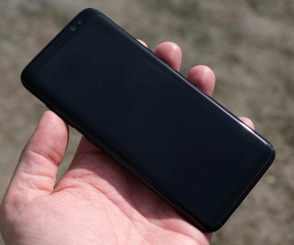 Samsung Galaxy S8 Black (6)