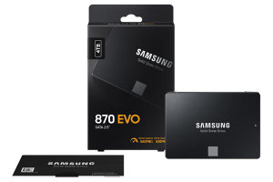 Samsung Introduce 870 EVO SSD Series
