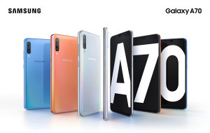 Samsung Launch Galaxy A70 With Enhanced Triple Camera