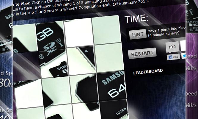 Samsung Puzzle
