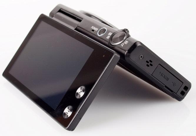 Samsung MultiView MV800 Screen Angled