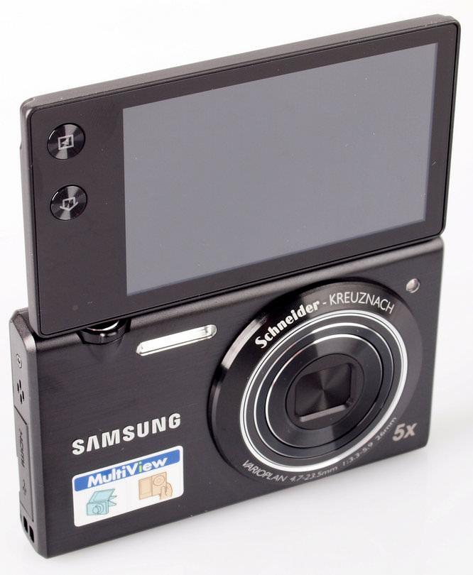 Samsung MultiView MV800 Screen Up