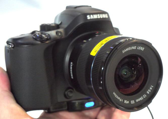 Samsung NX 12-24mm f/4-5.6 ED