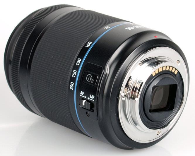 Samsung NX 50-200mm f/4.0-5.6 ED OIS II