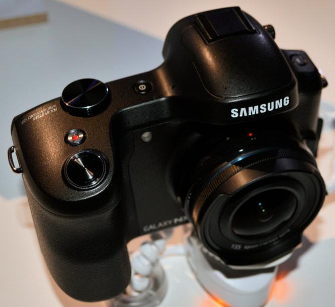 Samsung Galaxy Nx 7