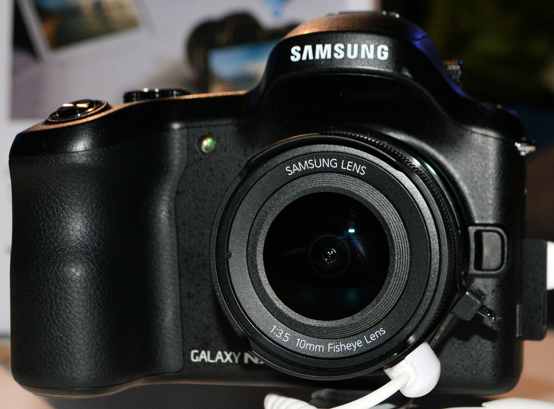 Samsung Galaxy Nx Test