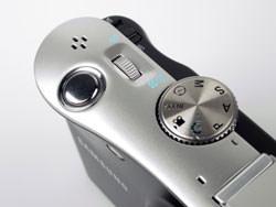 Samsung NX100 mode dial