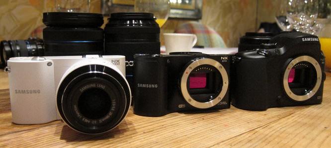 Samsung NX Cameras (1)