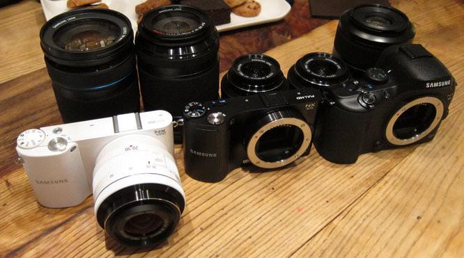 Samsung NX Cameras (3)