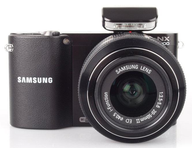 Samsung Nx1000 Black (1)