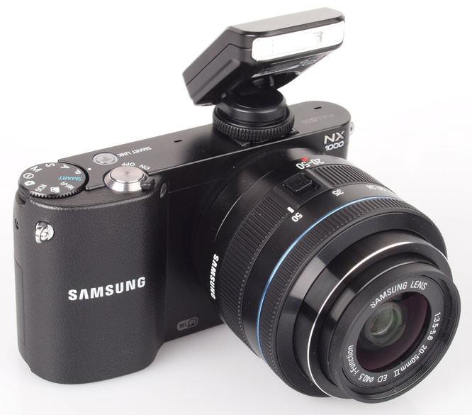 Samsung Nx1000 Black (3)
