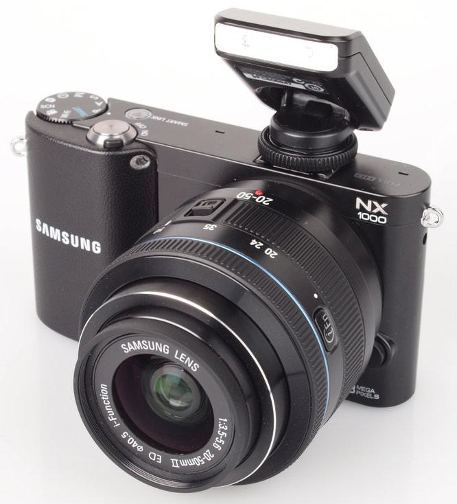 Samsung Nx1000 Black (4)