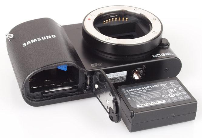 Samsung Nx1000 Black (9)