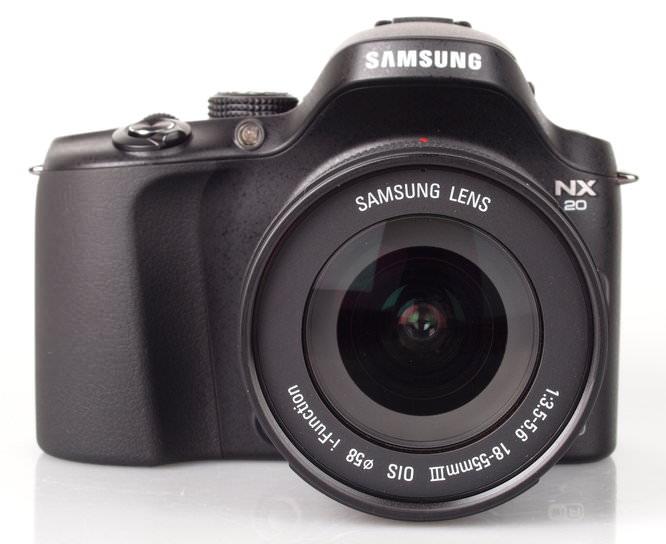 Samsung NX20 CSC