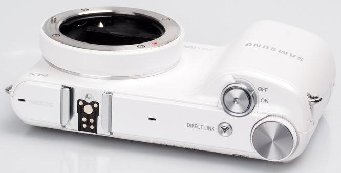 Samsung NX2000 White (10)