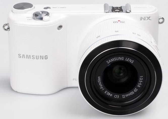 Samsung NX2000 White (6)