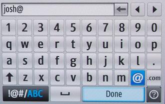 Keyboard Entry Nx20
