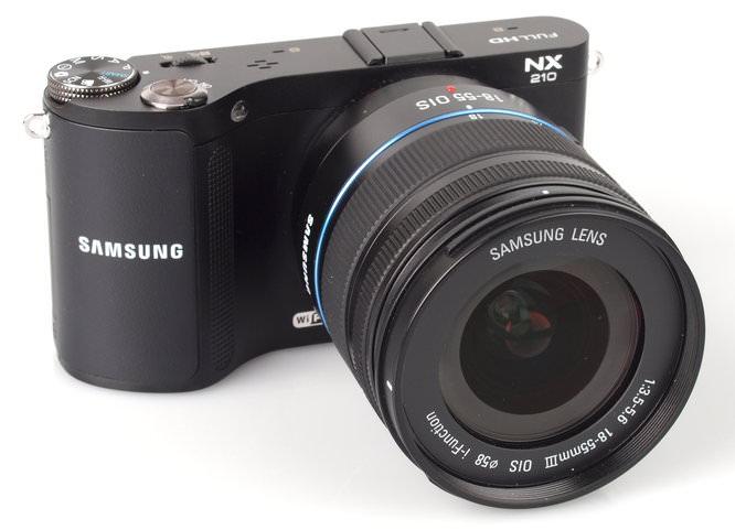 Samsung NX210