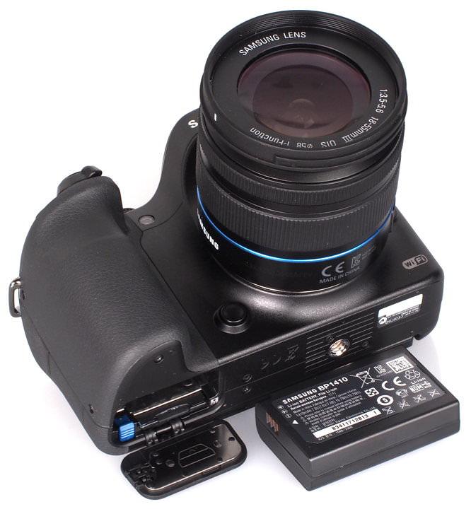 Samsung NX30 Black (1)