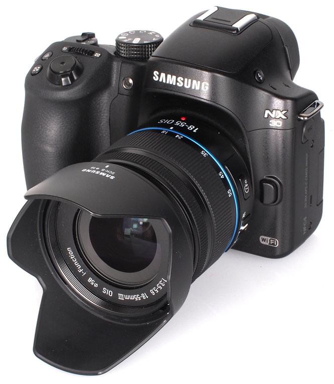 Samsung NX30 Black (3)