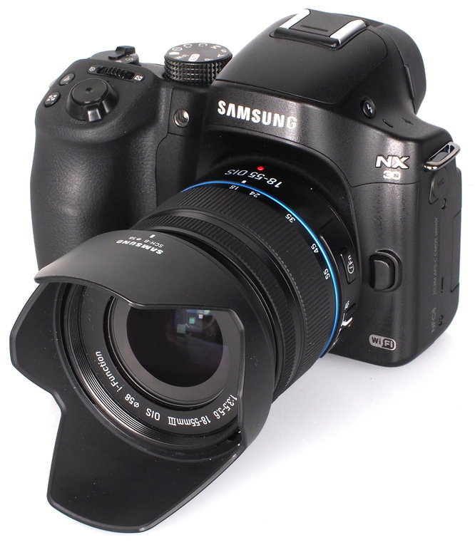 First Impressions: Samsung NX30 - The Phoblographer