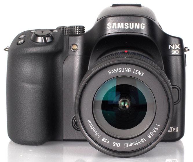 Samsung NX30 Black (6)