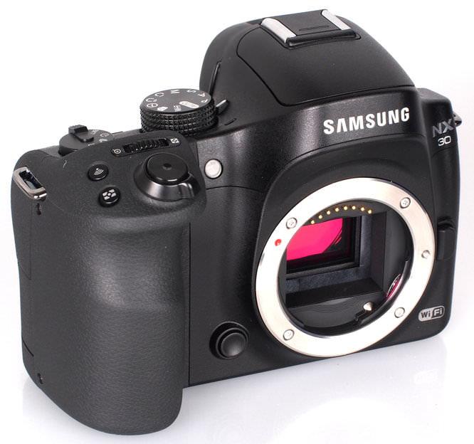 Samsung NX30 Black (9)