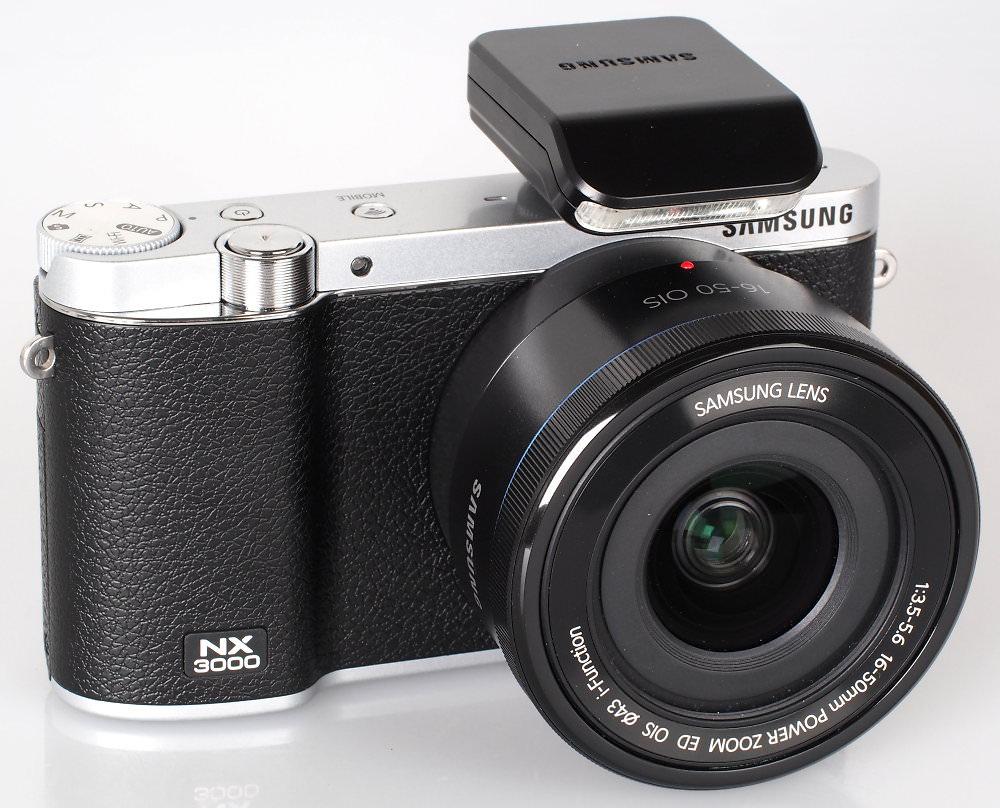 Samsung NX3000 16 50mm Lens Black (2)