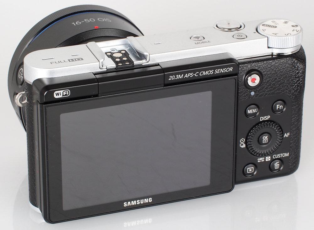 Samsung NX3000 16 50mm Lens Black (6)