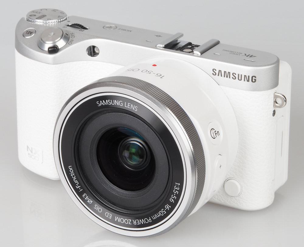 Samsung NX500 White (5)