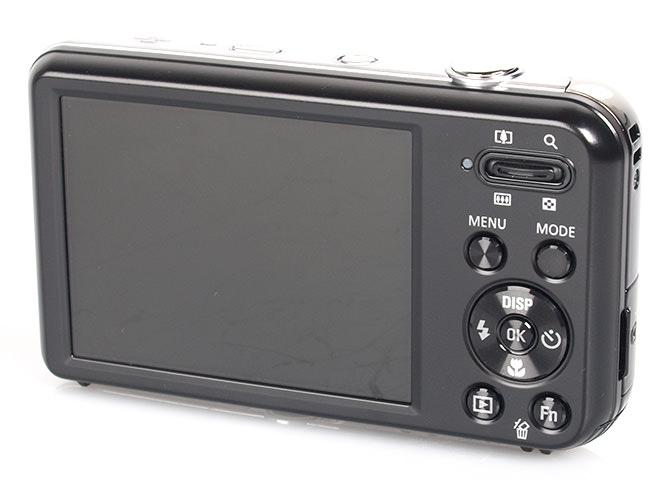 Samsung PL120 Back
