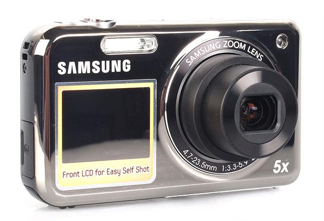 Samsung PL120 Front