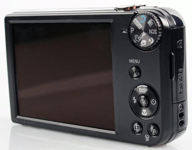 Samsung PL170 rear